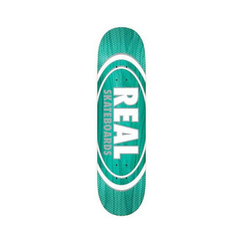 """Real Deck Team Oval Pearl Patterns 8.38"""""""