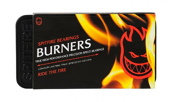 Spitfire Bearings Burners Red 8