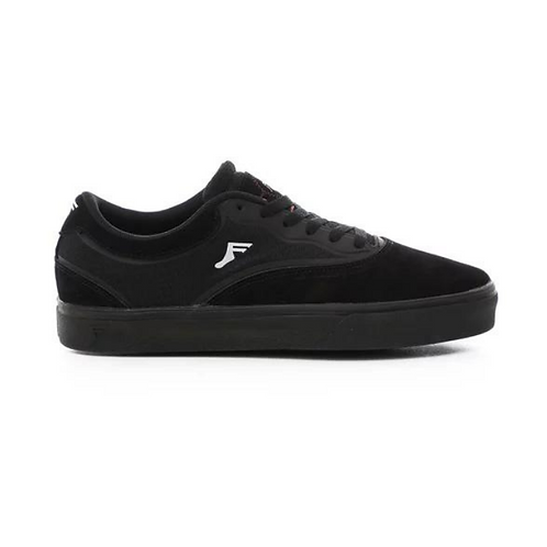 Footprint Footwear Velocity All Black