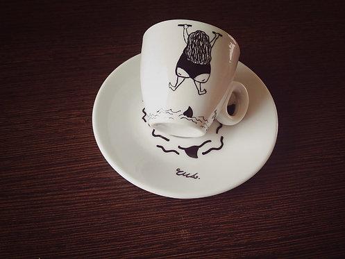 TMA Cupofcoffee `~Shark Attack~