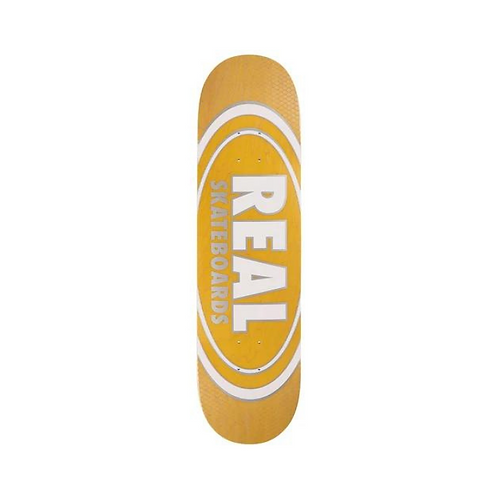 Real Deck Team Oval Pearl Patterns 8.25""