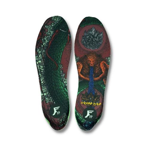 Footprint Kingfoam Elite Insoles Moldable Lizard King