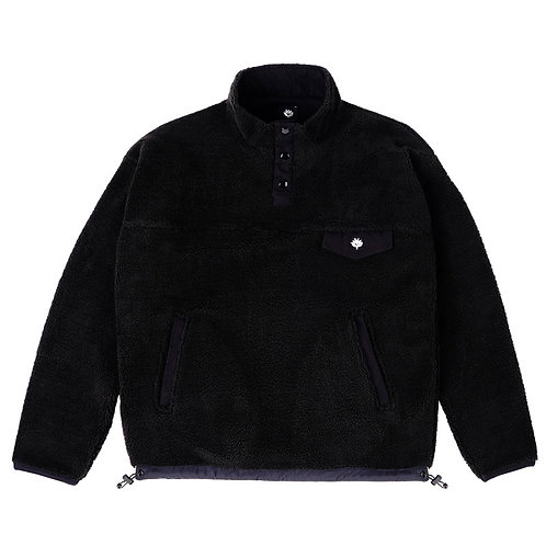 Magenta MTN Crew High Necks Black