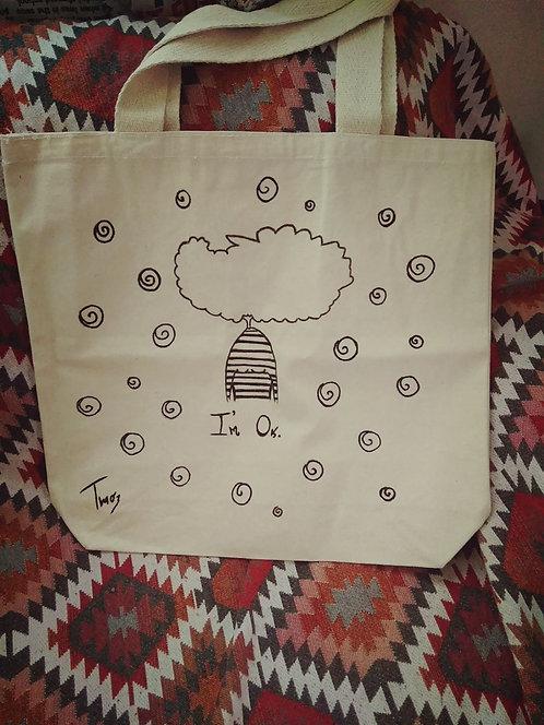 TMA Tote bags `~Im Ok~