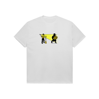Pass~Port Caught In The Act Tee White