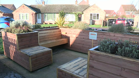 The Friendly Bench social enterprise is a movement to tackle loneliness, social isolation and community disconnected communities using our innovative outdoor social spaces to reconnect people back to others, places and nature.