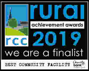 We are a finalist for RCC awards
