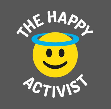 The Happy Activist logo
