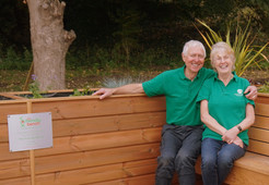 Friends of Countess of Chester Country Park at The Friendly BenchⓇ, Chester