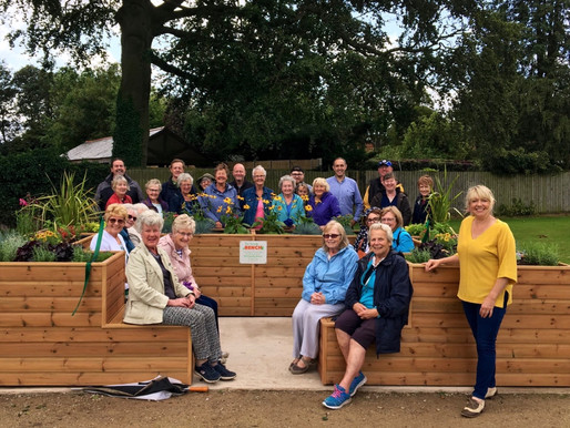 Funding available for further The Friendly Bench™ in Leicestershire