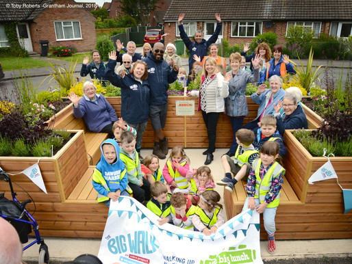 The Friendly Bench™ Expands across England to Fight Loneliness in Communities