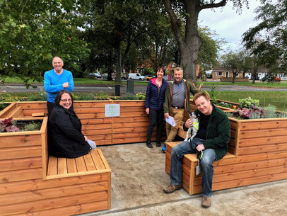 The Friendly BenchⓇ Rugby