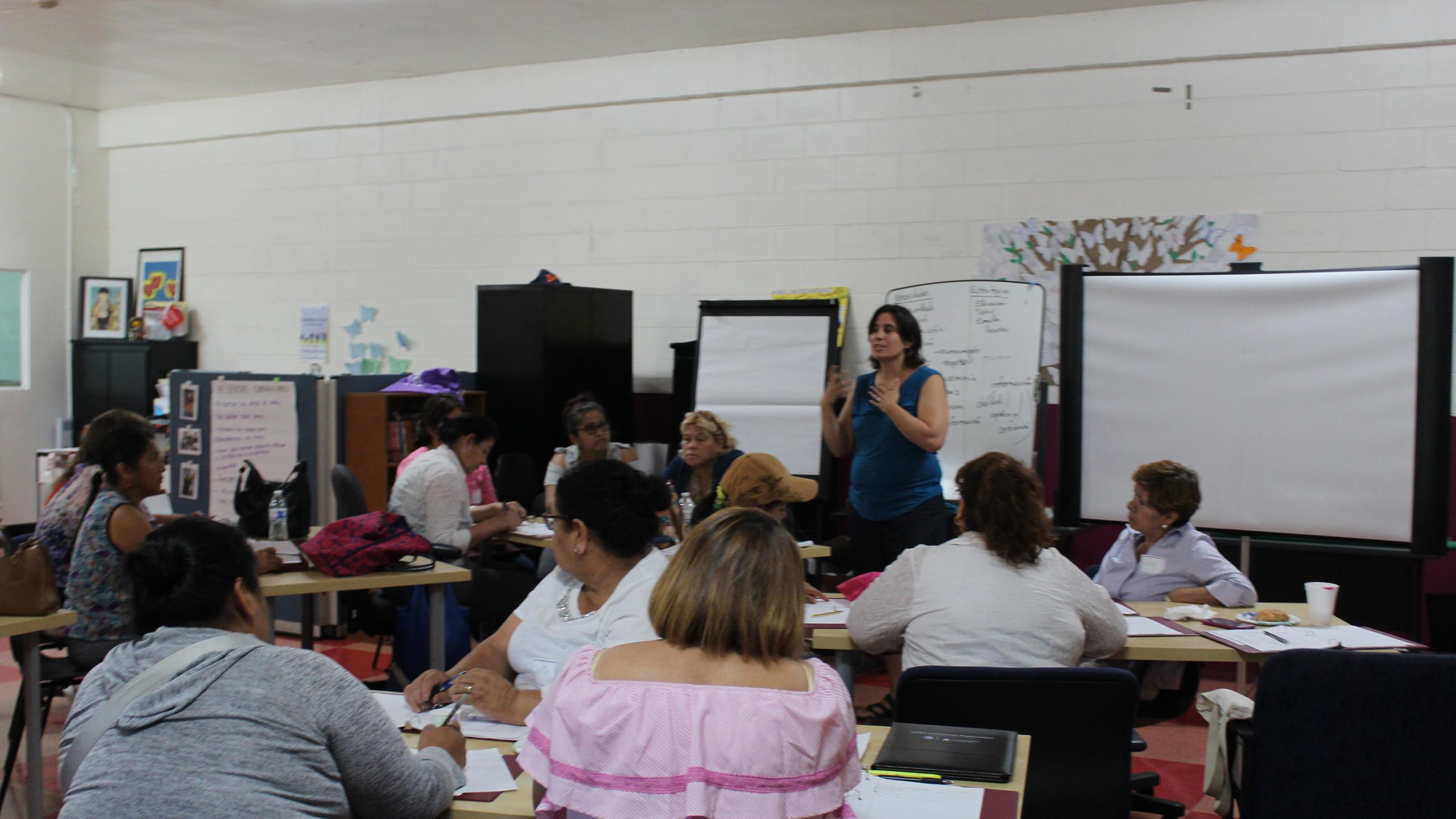Community Leaders in Parent Leadership Academy