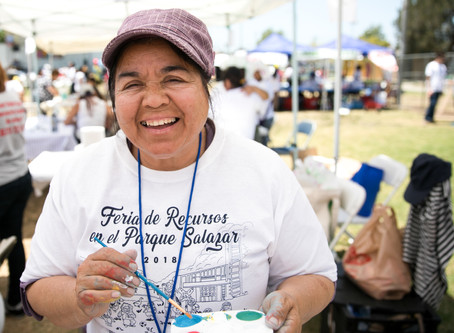 A Day of Health & Wellness Celebrations with the East L.A. Community