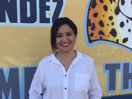 College Champion Spotlight: Jessica Ferrer