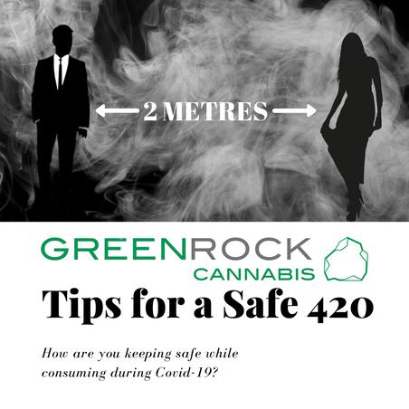 Tips for a Safe 420