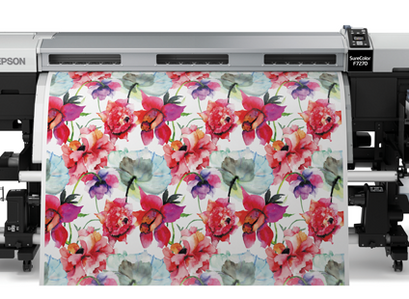 "Review Printer Sublimation 64"" ราคาประหยัด Epson F7270"