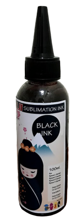 หมึกพิมพ์ซับ FujiINK-BLACK 100ml