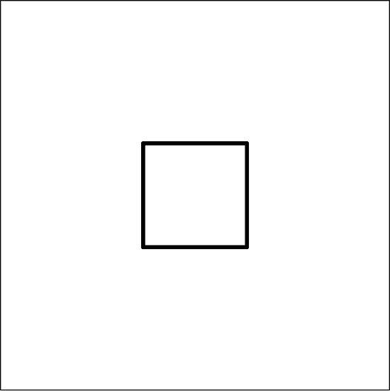 Square Canvas 40 x 40cm