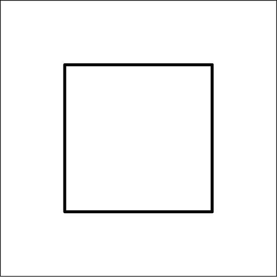 Square Canvas 80 x 80cm