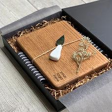 4. Mountain Ash Rectangular Gift Box