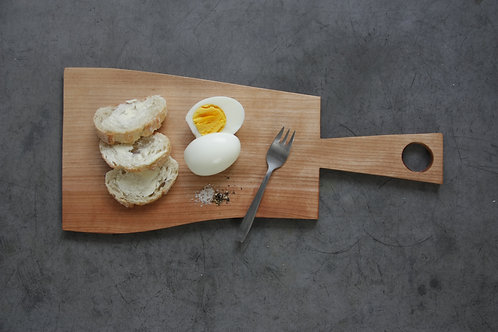 SMALL CHEESE BOARD WITH HANDLE