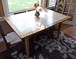 Reclaimed Chestnut Dining Table