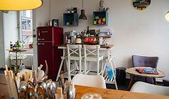 editconcept, Büro, Aufenthaltsraum, Postproduktion, Schnittplatz, Kaffee