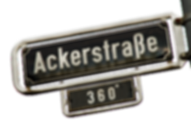 ackerstraße Düsseldorf in 360 Grad