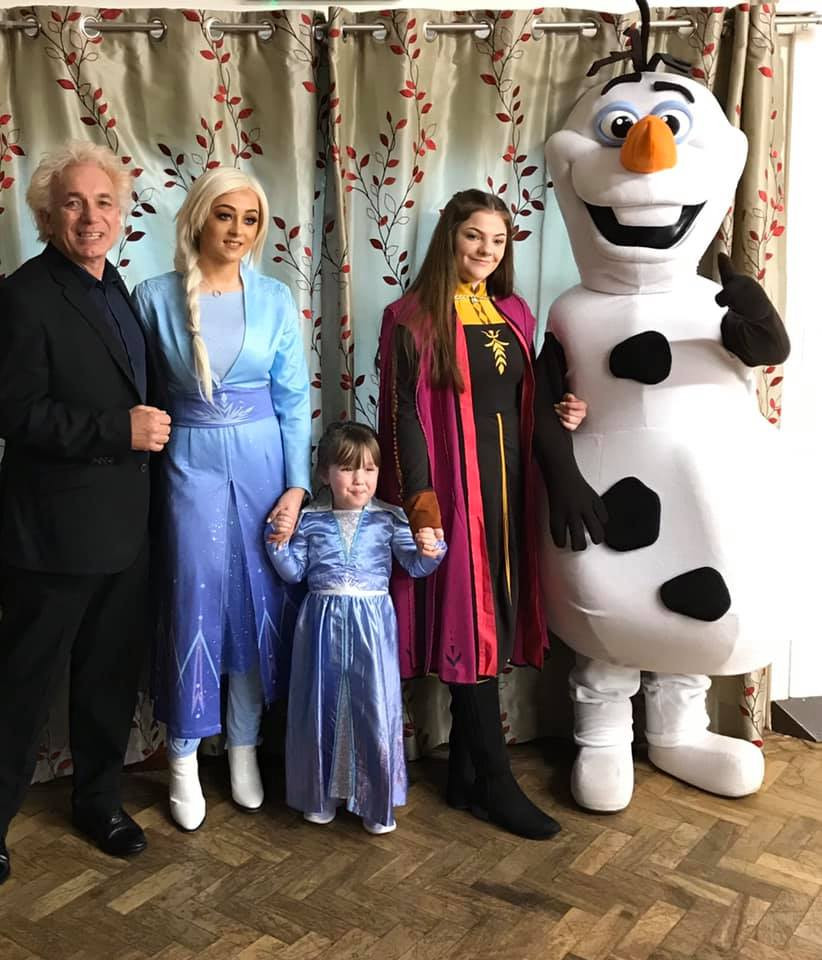 Disco Steve & Frozen guests.jpg