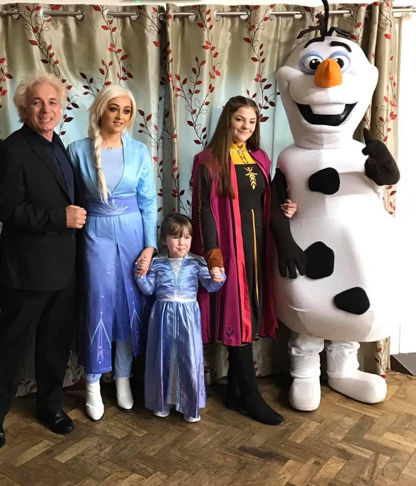 Disco Steve & Frozen guests.jpg