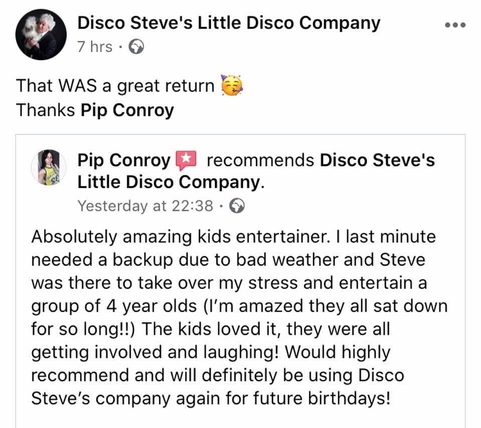 Disco Steve Pip review .jpg