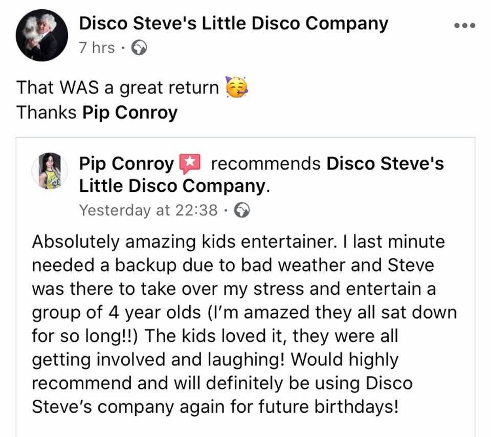 Disco Steve Pip review .jpg