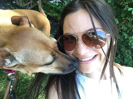 My Inability to Connect to My Dog... And how we eventually fell in love