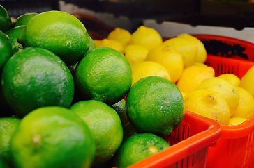 Limes and Lemons