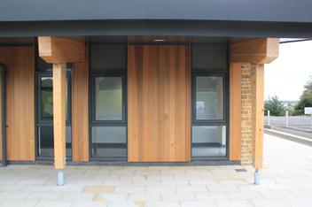 Spratton Hall School, Changing Facility