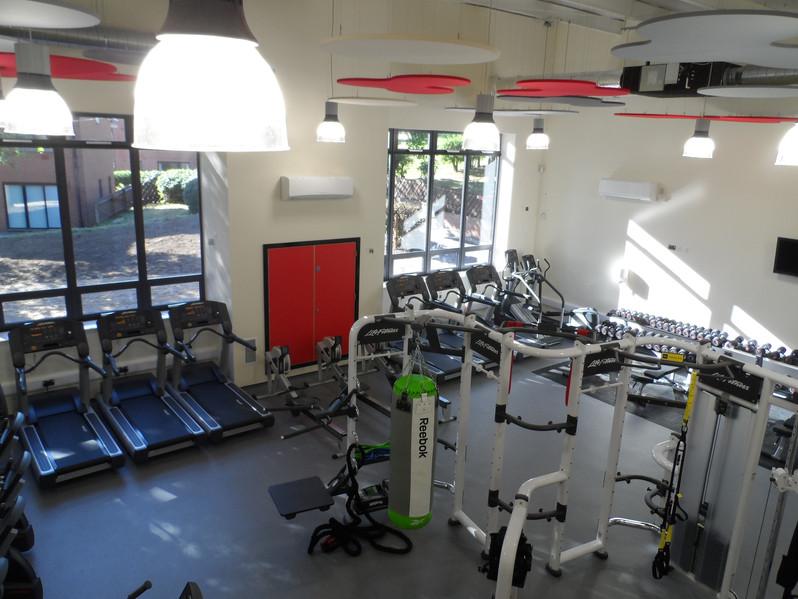 Bedford Modern School, Training Facility