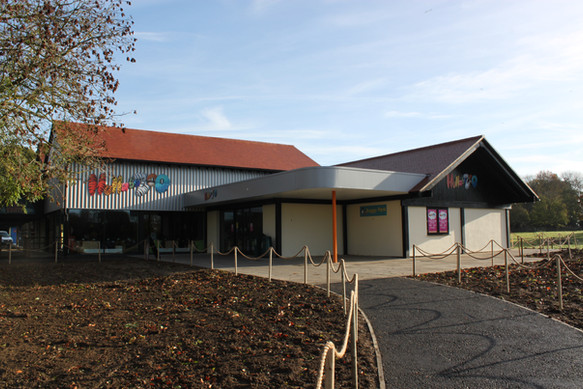 Childrens Play Centre, ZSL Whipsnade Zoo