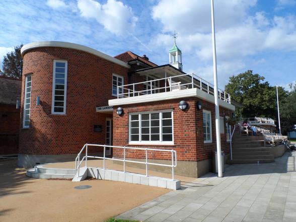 Bedford School, Cricket Pavillion