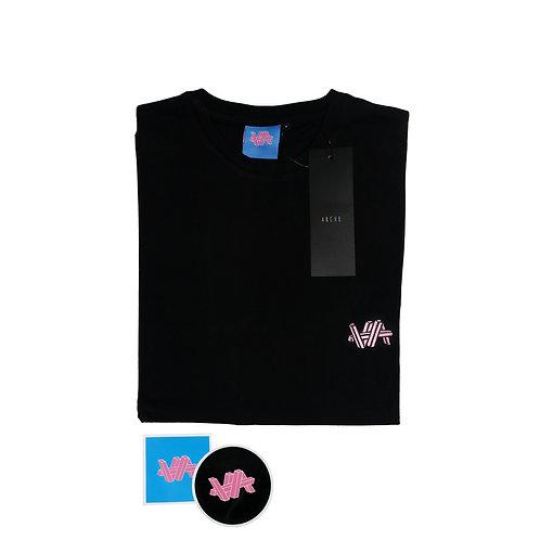 VA ~ Pink on Black