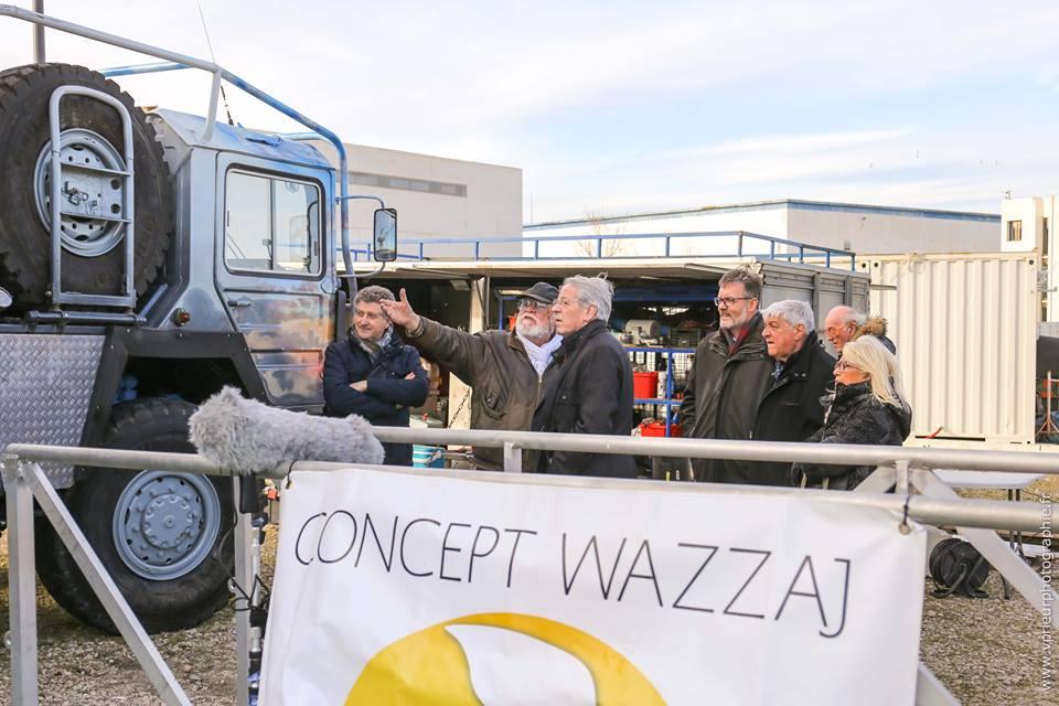 Inauguration du MDD à La Ciotat