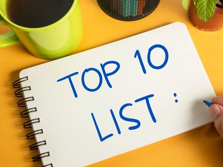 10 Things I wish my clients knew...