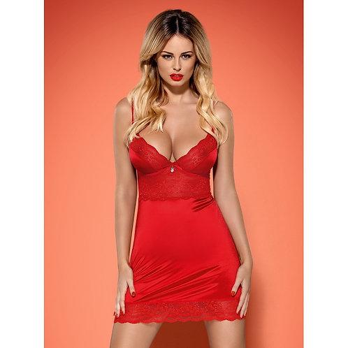 LOVICA L'amour sera de rigueur lorsque vous porterez cette nuisette sexy rouge