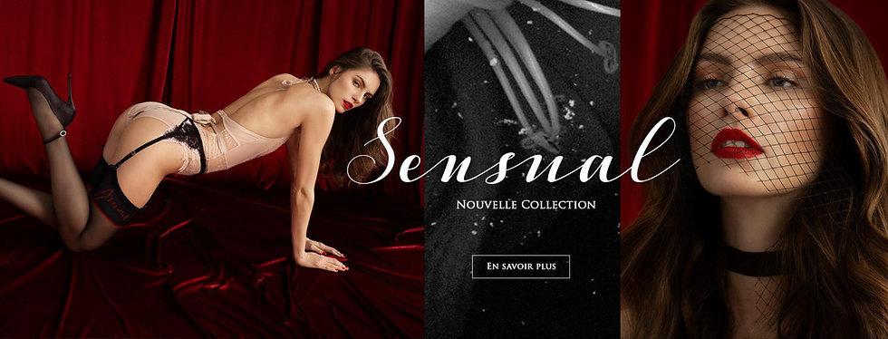 BANNIERE BAS AUTO-FIXANTS Fiore sensual.