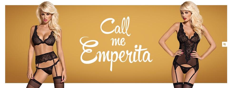 Emperita BANNIERE PORTE JARRETELLES 3 PI
