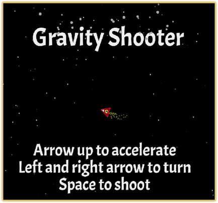 Gravity Shooter