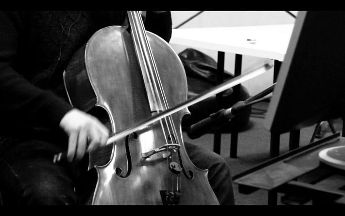 ensaio violoncelo solo