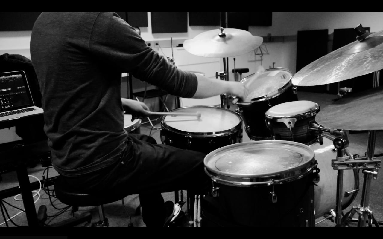 ensaio percussão solo