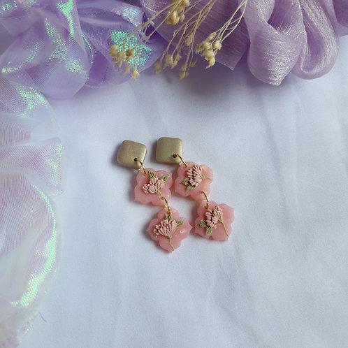 Peachy Florals 010