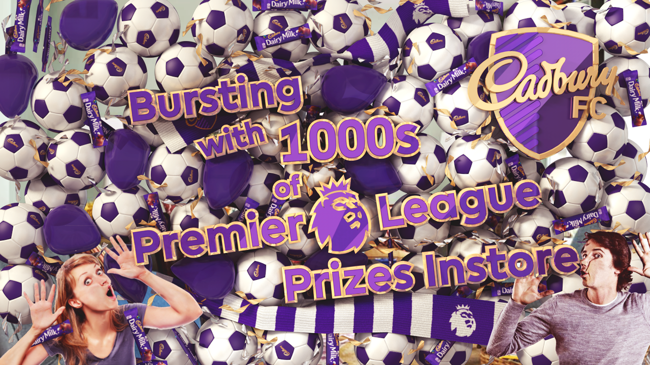 Cadburys Football